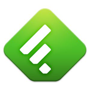 Feedly Icono
