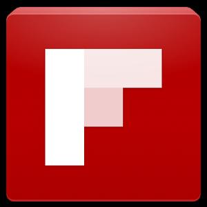 Flipboard Icono